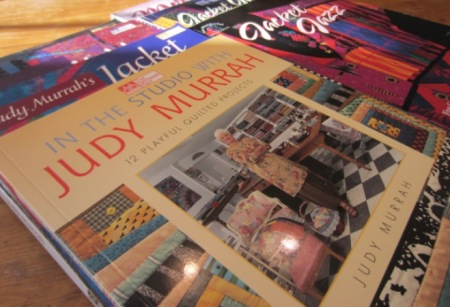 Judy Murrah published books